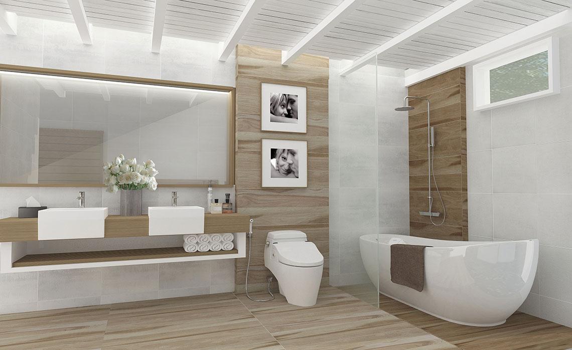 ภาพแบบห้องน้ำ cherish
