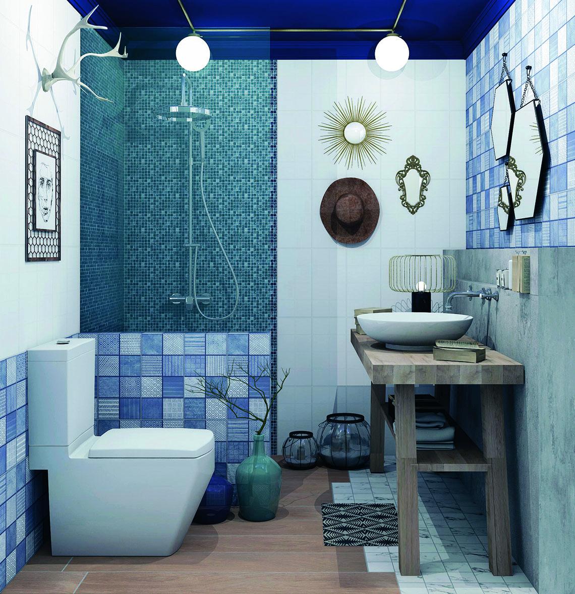 รูปแบบห้องน้ำ indigo สวยสะดุดตามไม่ซ้ำใคร