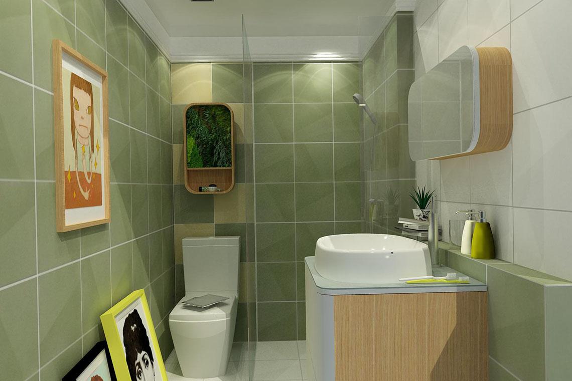 ห้องน้ำสไตล์โมเดิร์น สวยหรูน่าตื่นเต้น