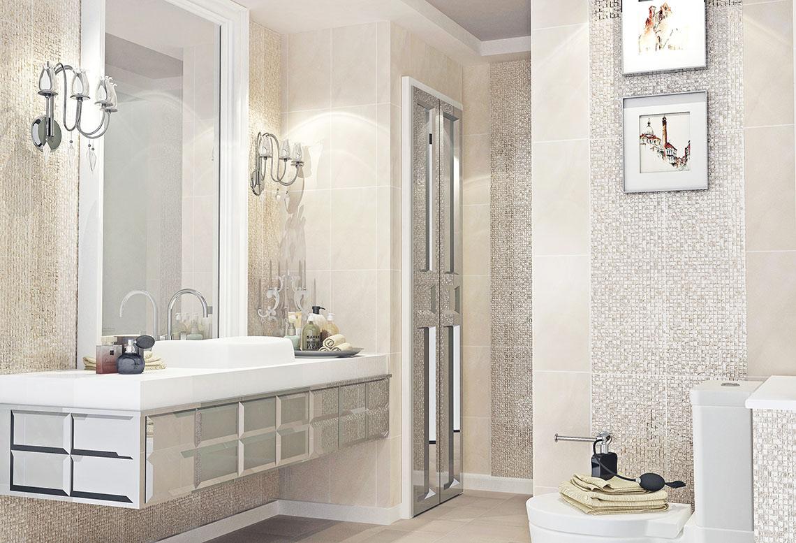 ห้องน้ำลวดลายหินอ่อน สัมผัสห้องน้ำที่มีมิติแบบ Luxe